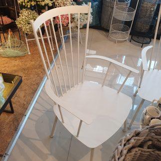 כיסא – TRAVIS לבן