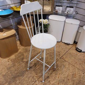 כיסא בר – BRASSERIE לבן