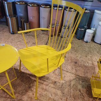 כיסא – TRAVIS צהוב