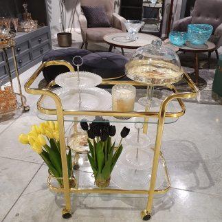 עגלת תה – TWEETY CLASSIC זהב