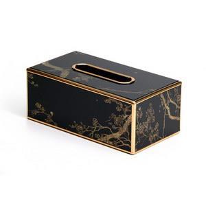 קופסת טישו – BLACK SAKURA