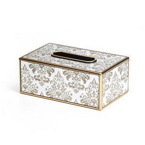 קופסת טישו – GOLD SPADE