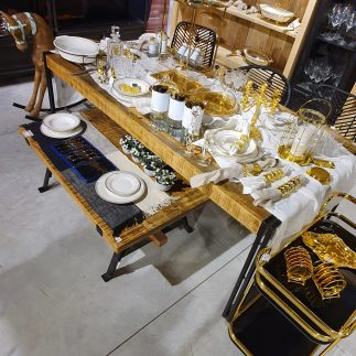שולחן אוכל – BUTCHER