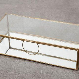 קופסת תכשיטים מלבנית – DIVA גדול/קטן