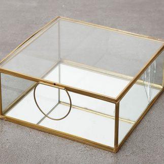 קופסת תכשיטים מרובעת – DIVA גדול/קטן