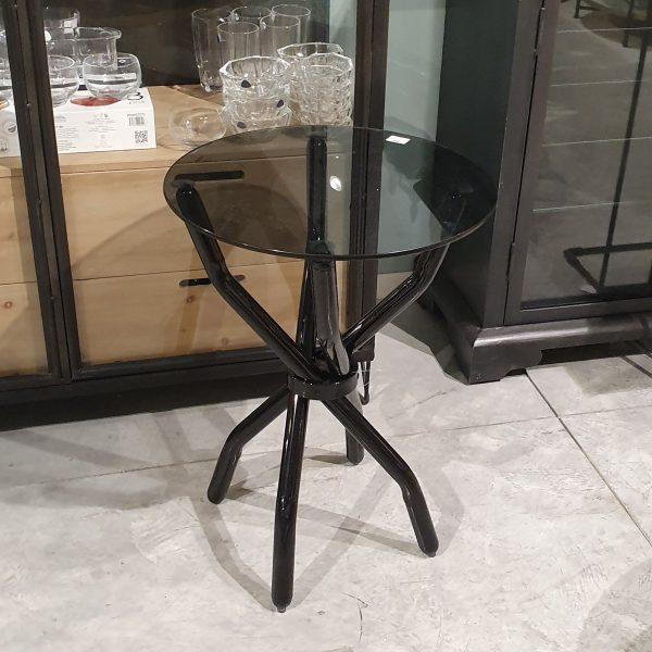שולחן צד - BLACK BRAID