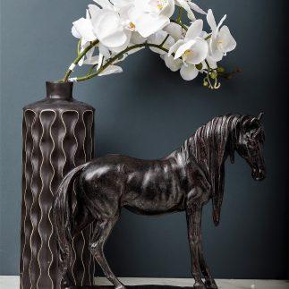 פסלון – CRAZY HORSE