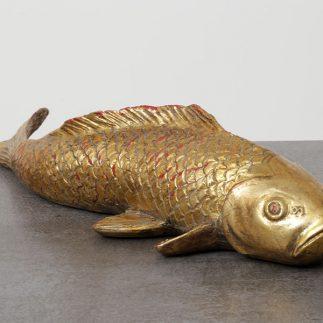 פסלון – GOLD FISH גדול/קטן