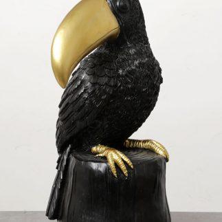 פסלון – BLACK ARA