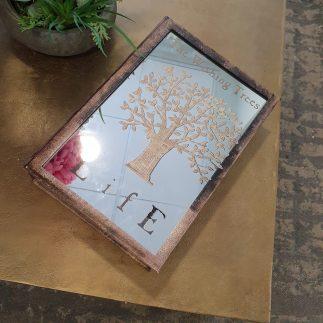 ספר לאחסון ונוי – LIFE