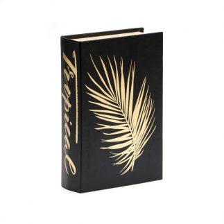 ספר לאחסון ונוי – GOLD TOUCH