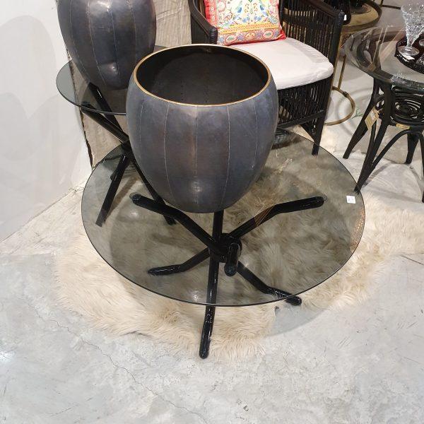 שולחן סלון - OCTOPUS שחור