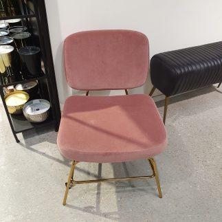 כורסא – MILA ורוד