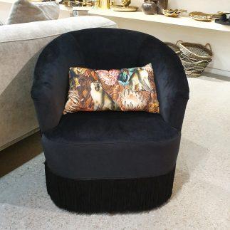 כורסא – FRANZY שחור