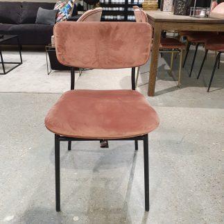 כיסא – ANTONIO ורוד