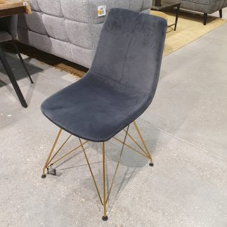 זוג כסאות – MILAN אפור