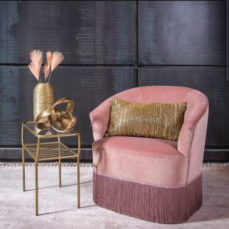 כורסא – FRANZY ורוד