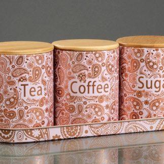 סט תה קפה סוכר – FREEDOM 3.0