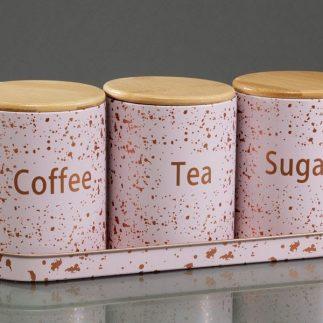 סט תה קפה סוכר – FREEDOM 4.0