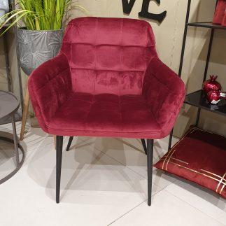 כורסא – CUBO בורדו נועז