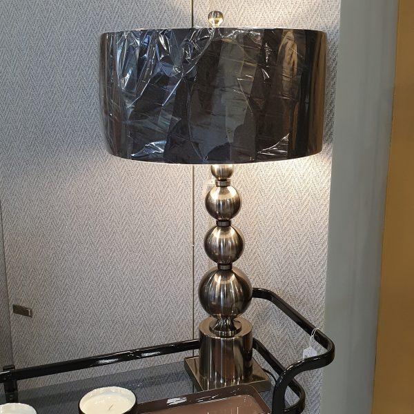 מנורה - PELLET שחור