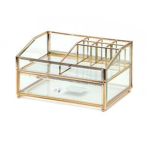 קופסת תכשיטים – TULI זהב/כסף