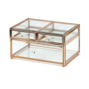 קופסת תכשיטים – POLA זהב/כסף/שחור