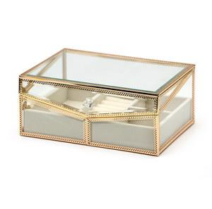 קופסת תכשיטים – DIAN זהב/כסף