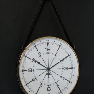 שעון – FRANCAIS זהב גדול/קטן