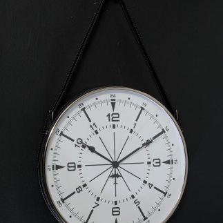 שעון  – FRANCAIS כסף גדול/קטן