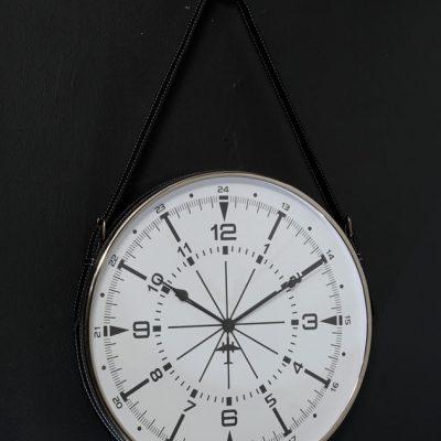 שעון  - FRANCAIS כסף גדול/קטן