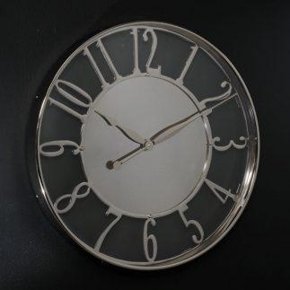שעון – ADRIAN כסף גדול/קטן
