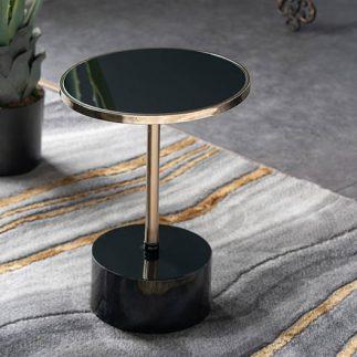 שולחן צד – BROWN