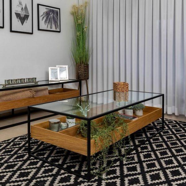 שולחן - RAK XL טבעי