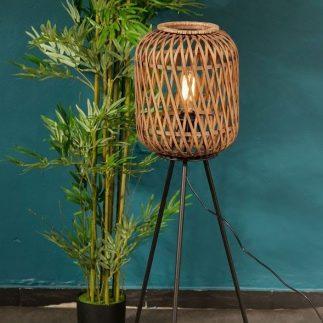 מנורה עומדת – COSTA RICA טבעי גדול/קטן