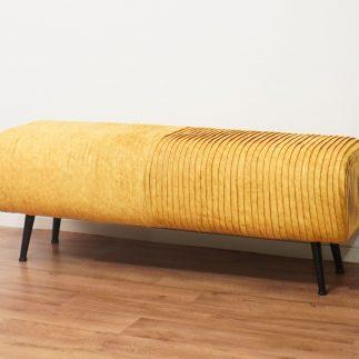 ספסל – PELLE צהוב