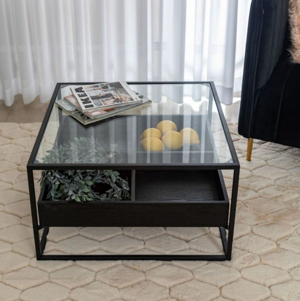 שולחן - RAK שחור