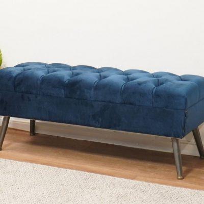הדום קטיפה - ARIELLE כחול