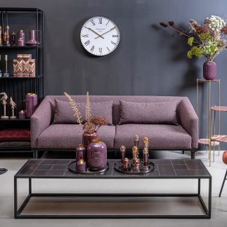 ספה – KYLIE סגול אפרפר