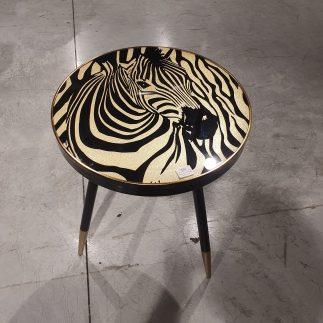 שולחן צד – ZEBRA