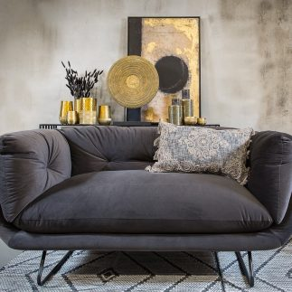 ספה – BONITA אפור