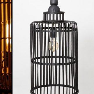 מנורת תקרה – BLACK RATTA