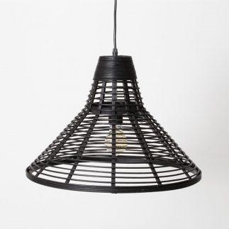 מנורת תקרה – BLACK RATTA 2.0