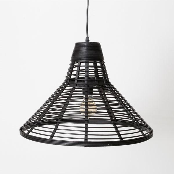 מנורת תקרה - BLACK RATTA 2.0