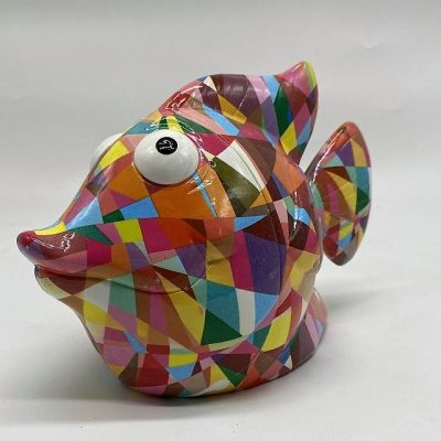 פסלון - CRAZY FISH 3.0