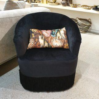כורסא – FRANZY – שחור