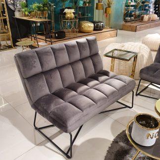 ספה זוגית  – DADO אפור