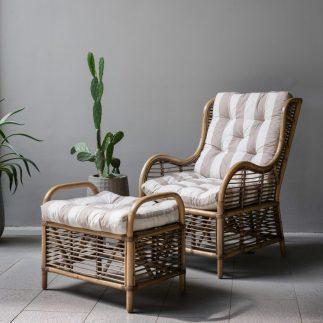 כורסא + הדום – BREEZY