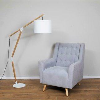 מנורה עומדת – CAPELLO לבן