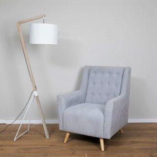 מנורה עומדת – OMBRA לבן